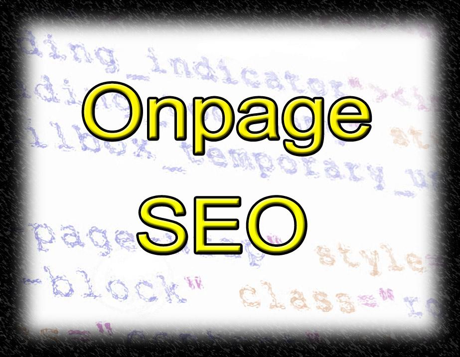 onpage-seo