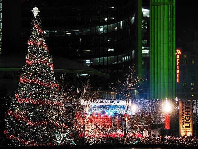 Phillips Christmas Lights.Cavalcade Of Lights Christmas Light Displays Near Toronto